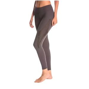 Koral charcoal gray tight leggings size Small